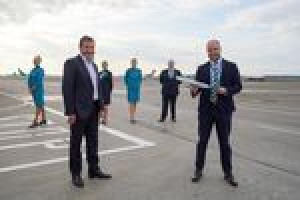 Emerald Airlines secures ATR 72-600 fleet